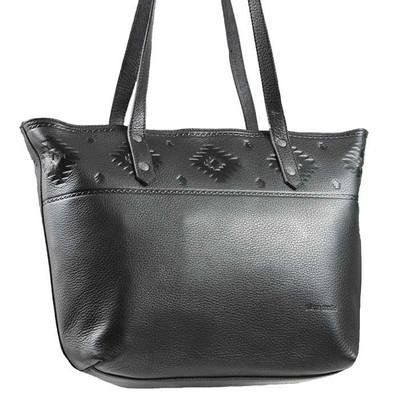 Pierre Cardin Black Tote Bag