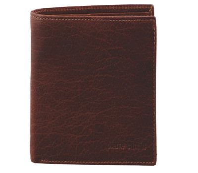 Chestnut Leather Wallet