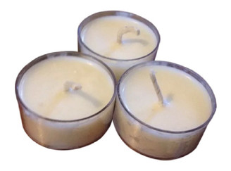 soy wax tea light
