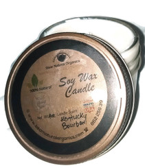 Vegan Organic Soy wax 4oz Fragrance candle