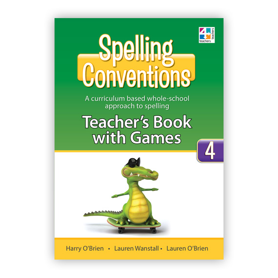 Teachers book with games
