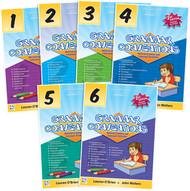 Grammar Conventions - Teacher Books with Games