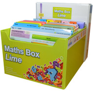 Maths Box Lime