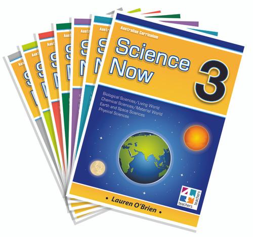 Science Now - Teachers 4 Teachers Publications Pty Ltd