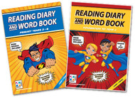 Reading Diary and Word Books