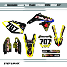 Crosshatch Suzuki RMZ Full Kit