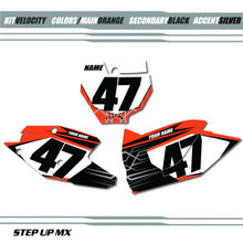 KTM Velocity Plates