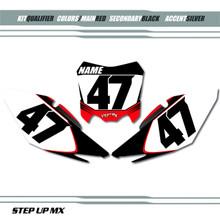 Honda Qualifier Plates