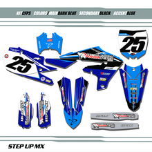 CFPS YAMAHA TEAM KIT