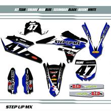 Yamaha, Step Up MX Team Kit