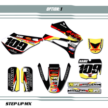 COBRA MX TEAM KIT COBRA OPTION 1 GRAPHIC KIT