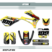 COBRA MX VELOCITY KIT COBRA OPTION 1 GRAPHIC KIT