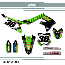 FACTORY 19 STYLE With White Backgrounds Black Numbers