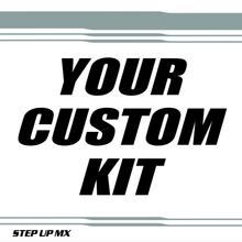 Custom Graphics Orders