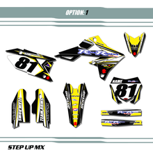 RICK ROUSH SUZUKI TEAM KIT