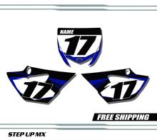 Yamaha YZ 85 2015-20 quick ship number plates