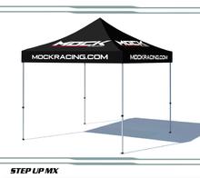 10 X 10 Custom Printed Canopy