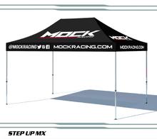 10 X 15 Custom Printed Canopy