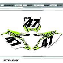 Kawasaki Adrenaline Number Plates