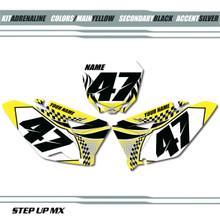 Suzuki Adrenaline Number Plates