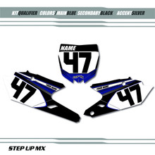 Qualifier Yamaha Number Plate Backgrounds