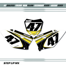 Qualifier Suzuki Number Plate Backgrounds