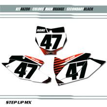 Razor KTM Number Plates