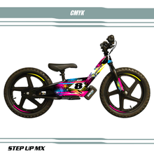 Stacyc CMYK decals