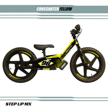 Stacyc Crosshatch Kit Yellow