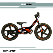 Stacyc Blaze Decal Kit Orange