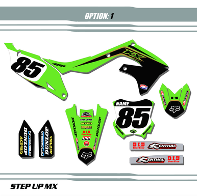 Factory 20 Style With White Backgrounds Black Numbers