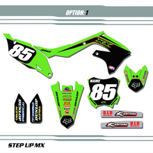 Factory 20 Style With Black Backgrounds White Numbers