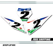KTM 450 SX SXF 2019-22  Factory21 Style