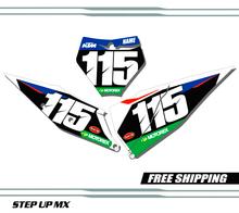 KTM 250 SX SXF 2019-22  Factory21 Style