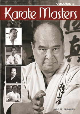 """After the acclaimed success of the first volume of Karate Masters, the author proudly presents """"Karate Masters 2"""", with a new repertoire of historical figures, such as Mas Oyama, Keinosuke Enoeda, Richard Kim, Shinpo Matayoshi, Tsutomu Ohshima, Yoshiaki Ajari, Goshi Yamaguchi, and other world-recognized professional martial artists. In this second volume, new interviews with the world's top Karate masters have been gathered to present an integrated and complete view of the empty-handed art of fighting, philosophy, and self-defense. It's a detailed reference work, and a """"must have"""" addition to your personal library."""