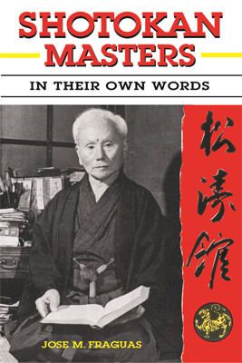 "A rare and definitive book featuring the Japanese masters of the most popular style of Karate in the world. This outstanding compilation gathers the best Japanese Shotokan masters in one comprehensive volume; in their own words, they explain the philosophy, training and spirit of the art. Legendary masters of the teachings of Grandmaster and founder Gichin Funakoshi, like Tsutomu Ohshima, Masatoshi Nakayama, Taiji Kase, Hidetaka Nishiyama, Teruyuki Okazaki, Takayuki Mikami, Hirokazu Kanazawa, Keinosuke Enoeda and others contemporaries, openly talk about their struggles and training in the art of the ""empty hand."" This excellent book provides fascinating insights into the true lives and times of the masters of Shotokan Karate."