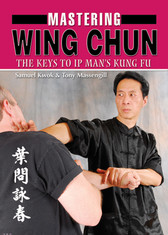 "In this book, the keys to the Ip Man Wing Chun Kung Fu system are explained. The three hand sets are shown in detail, along with the application of the key movements. One of the keys to Wing Chun is laying a proper foundation. The first form Siu Lim Tao (Little Idea) is the development of that foundation. While the first form teaches the correct structure of the attacks and defensive movements, it is in Chum Kiu that the student learns to ""seek the bridge"" and use both hands simultaneously, such as one hand defending while the other attacks.  The third form, Biu Gee (Thrusting Fingers), also known as the (First Aid) form, teaches the keys to recovery from the loss of a superior position in fighting.  Biu Gee training is one of the keys to learning to focus energy into a strike. Also covered is the Chi Sao (Sticking Hands) training of Wing Chun, as well as the key principles that have made Ip Man Wing Chun one of the most famous Kung Fu systems in the world."