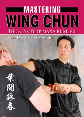 """In this book, the keys to the Ip Man Wing Chun Kung Fu system are explained. The three hand sets are shown in detail, along with the application of the key movements. One of the keys to Wing Chun is laying a proper foundation. The first form Siu Lim Tao (Little Idea) is the development of that foundation. While the first form teaches the correct structure of the attacks and defensive movements, it is in Chum Kiu that the student learns to """"seek the bridge"""" and use both hands simultaneously, such as one hand defending while the other attacks.  The third form, Biu Gee (Thrusting Fingers), also known as the (First Aid) form, teaches the keys to recovery from the loss of a superior position in fighting.  Biu Gee training is one of the keys to learning to focus energy into a strike. Also covered is the Chi Sao (Sticking Hands) training of Wing Chun, as well as the key principles that have made Ip Man Wing Chun one of the most famous Kung Fu systems in the world."""