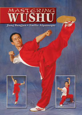 Breathtaking to watch and exciting to perform, Wushu has become a global phenomenon with tremendous crossover appeal.  Finally, a well-produced comprehensive instructional book that encompasses all fundamental skills, training principles, and terminology of Wushu is available in a convenient single volume in the English language. Whether you are a beginner, an experienced competitor, or a coach, this book is a must for those in search of a solid source of information compiled by one of the most sought-after champions and masters of all time, Jiang Bangjun, and Emilio Alpanseque, a highly- accomplished and well-known international Wushu authority from Madrid, Spain. The topics covered are: History, Stretching and Flexibility Exercises, Hand Forms and Hand Techniques, Stances and Footwork, Basic Combinations, Balance Techniques, Jumping Techniques, Tumbling Techniques, and a Basic Compulsory Routine. Fully illustrated with more than 400 photographs, detailed step-by-step descriptions, and special tips, this book is your best first step into Wushu excellence!