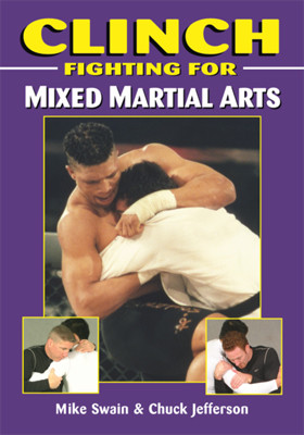 """Each generation produces only a handful of great fighters, and Mike Swain is without doubt one of this generation's finest. A former World and Olympic Champion, senior international instructor and authority in Grappling arts, his fame and popularity have come from the perfection of his technique, depth of Judo knowledge, and teaching ability. In this volume, Mike Swain shows the techniques and principles necessary for any student of Mixed Martial Arts to improve the """"clinch factor."""" The information is for students of all levels, from beginner to advanced. Learn the Clinch techniques and strategies of a style that changed the world of combat sports. This book, which will raise your submission grappling proficiency to a new plateau, is for all Submission grappling and Mixed Martial Arts practitioners."""