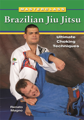 This definitive book features all the intricacies and details of the choking techniques of Brazilian Jiu Jitsu. Authored by one of the most reputable masters of the art in the United States, Renato Magno, this work is the final book on the subject. Choking techniques are the heart of a good Brazilian Jiu Jitsu and no practitioner progresses far in the art without an understanding and detailed knowledge of how to apply them properly in a combat situation.  In this innovative study, Renato Magno instructs on the application of a diverse repertoire of choking techniques; he also explains the best countering methods of defense. This book is a fascinating contribution to the Masterclass Brazilian Jiu Jitsu series and will be an invaluable addition to the library of any serious practitioner.