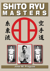 "SHITO RYU MASTERS With the wisdom, curiosity and sharp insights that have brought thousands of readers to his ""Karate Series"", the author looks at some of the world's greatest Shito Ryu masters and inspiring leaders going through internal struggles and own limitations to finally build a strong inner character through the practice of the art of Karate-do. This volume includes a repertoire of exclusive interviews with legendary figures of the different branches of the Shito Ryu style such as the sons of the founder, Kenei Mabuni and Kenzo Mabuni, Shigeru Sawabe, Yashunari Ishimi, Shoko Sato, Genzo Iwata, Sadaaki Sakagami, Yuishi Negishi, Fumio Demura, Kunio Murayama, and legendary masters like Ryusho Sakagami, Teruo Hayashi, Yoshimine Inoue and Yoshinao Nanbu, amongst many others. The many threads of traditional Shito Ryu karate technique, philosophy and tradition are woven together in this classic work. In this definitive book about the greatest Shito Ryu masters, old and new interviews have been gathered to present an integrated and complete view of the of the system developed by the late Grandmaster Kenwa Mabuni. This book contains intriguing thoughts, fascinating personal details, hid- den histories, and inspiring philosophies, as each master reveals his true love for the art and a deep understanding of every facet associated with the practice and spirit of Shito Ryu Karate-do as a way of life."