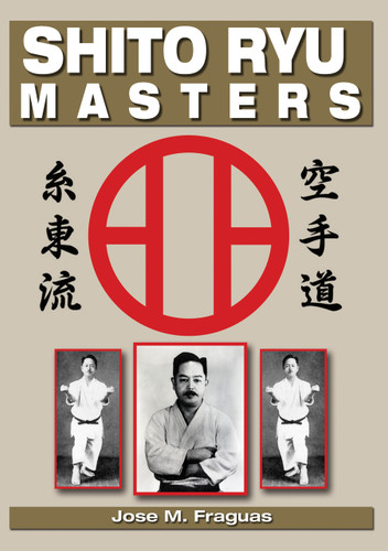 """SHITO RYU MASTERS With the wisdom, curiosity and sharp insights that have brought thousands of readers to his """"Karate Series"""", the author looks at some of the world's greatest Shito Ryu masters and inspiring leaders going through internal struggles and own limitations to finally build a strong inner character through the practice of the art of Karate-do. This volume includes a repertoire of exclusive interviews with legendary figures of the different branches of the Shito Ryu style such as the sons of the founder, Kenei Mabuni and Kenzo Mabuni, Shigeru Sawabe, Yashunari Ishimi, Shoko Sato, Genzo Iwata, Sadaaki Sakagami, Yuishi Negishi, Fumio Demura, Kunio Murayama, and legendary masters like Ryusho Sakagami, Teruo Hayashi, Yoshimine Inoue and Yoshinao Nanbu, amongst many others. The many threads of traditional Shito Ryu karate technique, philosophy and tradition are woven together in this classic work. In this definitive book about the greatest Shito Ryu masters, old and new interviews have been gathered to present an integrated and complete view of the of the system developed by the late Grandmaster Kenwa Mabuni. This book contains intriguing thoughts, fascinating personal details, hid- den histories, and inspiring philosophies, as each master reveals his true love for the art and a deep understanding of every facet associated with the practice and spirit of Shito Ryu Karate-do as a way of life."""