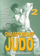 CHAMPIONSHIP JUDO Volume 2