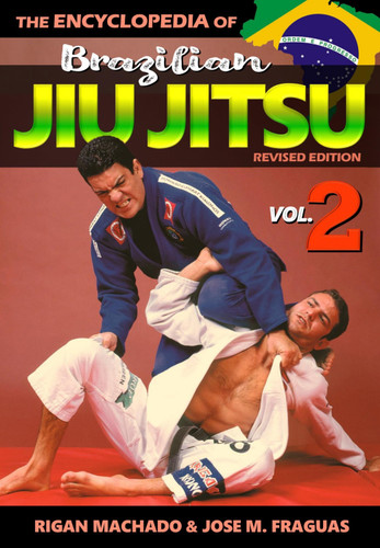 """This three volumes series is fully revised, updated, and packed with more than 1,500 pictures! This masterclass work guides you step-by-step from essential Jiu Jitsu basics through the most advanced and sophisticated attacks, escapes, and defenses used by the top fighters in the UFC, ADCC and the BJJ World Championships. There never has been an instructional tool like the original series """"Encyclopedia of Brazilian Jiu Jitsu"""". Each technique deals with separate strategies and positions, but they all combine into an integrated tactical solution to ground mastery. From the first page to the last, you'll get a very understandable breakdown of how to systematically and technically improve your game. A classic book for all grapplers, MMA fighters and martial artist regardless of style."""