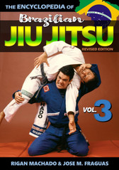"This three volumes series is fully revised, updated, and packed with more than 1,500 pictures! This masterclass work guides you step-by-step from essential Jiu Jitsu basics through the most advanced and sophisticated attacks, escapes, and defenses used by the top fighters in the UFC, ADCC and the BJJ World Championships. There never has been an instructional tool like the original series ""Encyclopedia of Brazilian Jiu Jitsu"". Each technique deals with separate strategies and positions, but they all combine into an integrated tactical solution to ground mastery. From the first page to the last, you'll get a very understandable breakdown of how to systematically and technically improve your game. A classic book for all grapplers, MMA fighters and martial artist regardless of style."