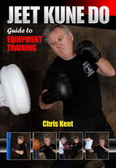 "JEET KUNE DO: GUIDE TO EQUIPMENT TRAINING ""MAXIMIZE YOUR FIGHTING SKILLS"" Regardless of what styles or methods of martial arts you train in, ""Jeet Kune Do: Guide to Equipment Training"" offers comprehensive and cohesive training information that will help you maximize your combat skills and achieve your full potential as a martial artist and fighter. Detailed and progressive instruction on how to use the heavy bag, focus mitts, forearm pad, kicking shield, etc… makes this book the main source of information about the proper use of equipment training. This book will take you to a new level of integration and mastery of your art, regardless of the style, if what you are interested in is real contact power!"
