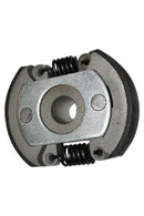 78mm Clutch Assembly w Pads Parts For Wacker BS650 BS600S WM80 Engine Motors