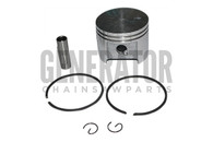 Cut off Saw STIHL TS400 Piston Kit w Rings 49mm