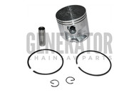 STIHL TS410 TS420 50mm Piston Kit w Rings